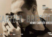 Exposition Henri Cartier Bresson Paris