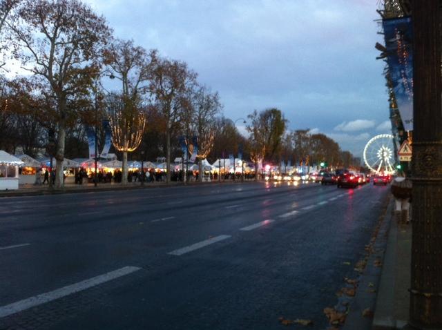 Les march s de no l paris 2016 2017 illuminations - Marche de noel de paris ...
