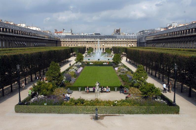 Les parcs et jardins paris jours et horaires d for Jardins paris 2015