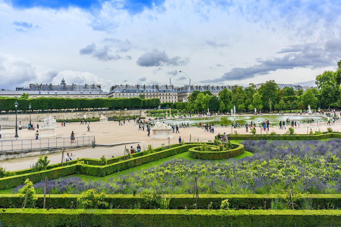 les parcs et jardins paris jours et horaires d