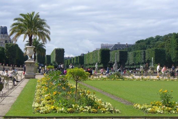 Les parcs et jardins paris jours et horaires d for Jardin luxembourg horaires