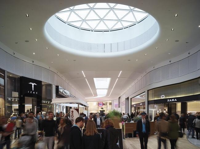 A roville boutiques horaires restos acc s stillinparis - Centre commercial roissy ...